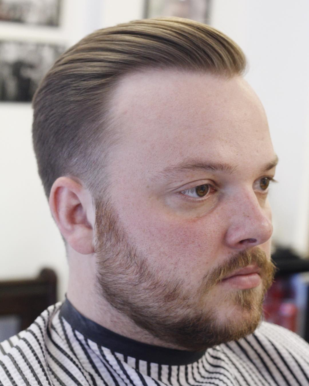 Best ideas about Mens Hairstyles For Receding Hairlines . Save or Pin Receding Hairline Hairstyles Now.