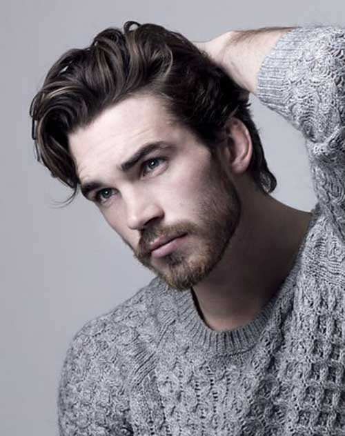 Best ideas about Mens Hairstyles Thick Hair . Save or Pin 20 Best Mens Thick Hair Now.