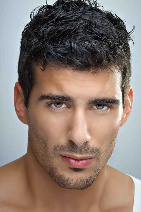 Best ideas about Mens Hairstyles Thick Hair . Save or Pin Cool Mens Short Hairstyles 2012 2013 Now.