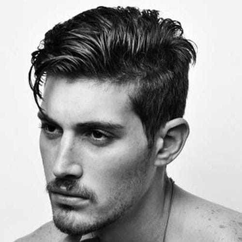 Best ideas about Mens Hairstyles Thick Hair . Save or Pin Hairstyles For Men With Thick Hair Now.