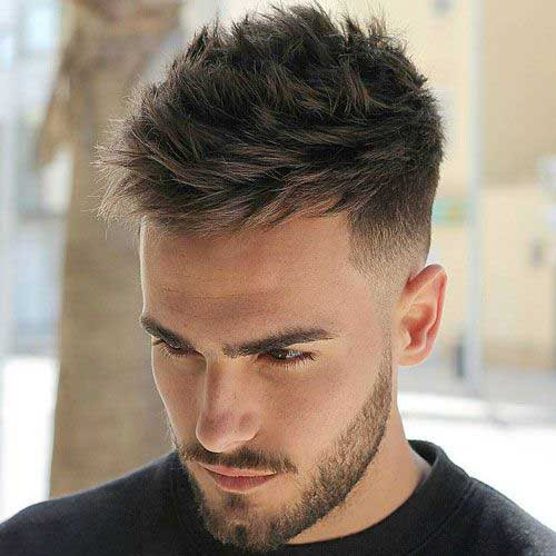 Best ideas about Mens Hairstyles Thick Hair . Save or Pin 20 Mens Hairstyles for Thick Hair Now.