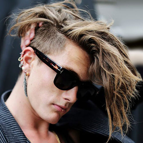 Best ideas about Mens Long Undercut Hairstyles . Save or Pin 23 Men With Long Hair That Look Good 2019 Guide Now.