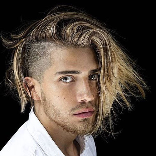 Best ideas about Mens Long Undercut Hairstyles . Save or Pin 30 Best Haircuts For Men 2017 Now.