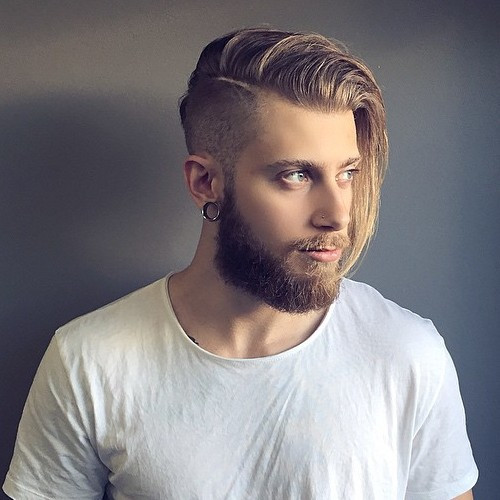 Best ideas about Mens Long Undercut Hairstyles . Save or Pin Mens Long Hair With an Undercut Now.