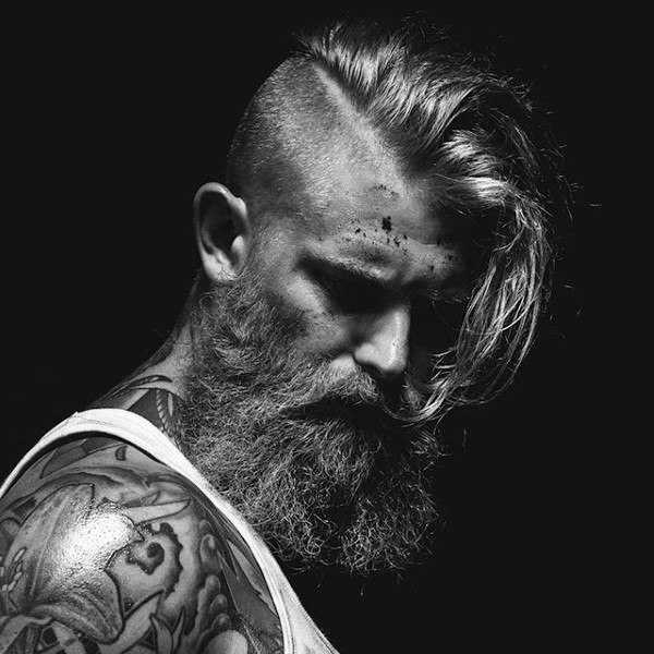 Best ideas about Mens Long Undercut Hairstyles . Save or Pin Undercut Hairstyle For Men 60 Masculine Haircut Ideas Now.