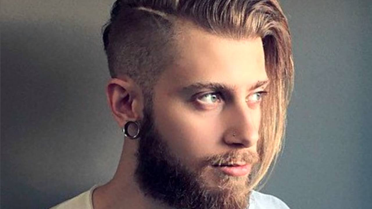 Best ideas about Mens Long Undercut Hairstyles . Save or Pin Men's Long Hair With an Undercut Now.
