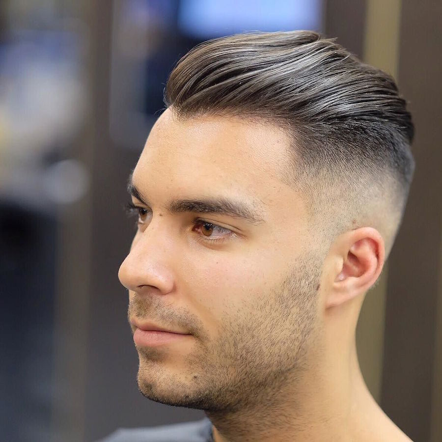 Best ideas about Mens Slick Back Hairstyle . Save or Pin 21 Medium Length Hairstyles For Men Men s Hairstyle Trends Now.