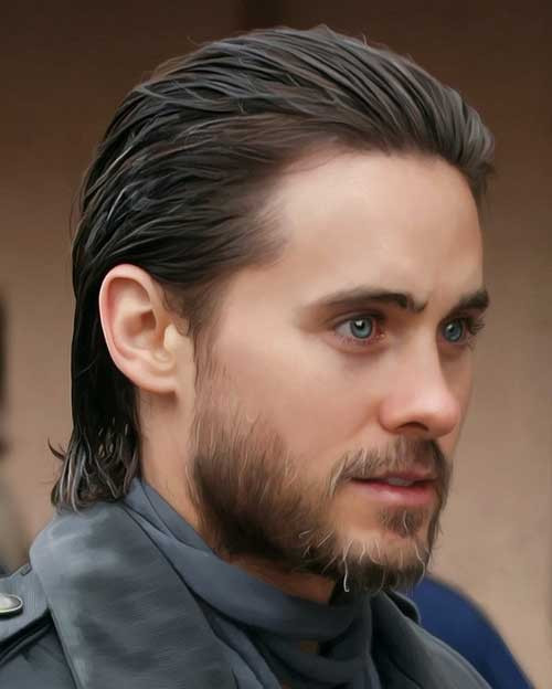Best ideas about Mens Slick Back Hairstyle . Save or Pin 15 Best Slicked Back Hairstyles for Men Now.