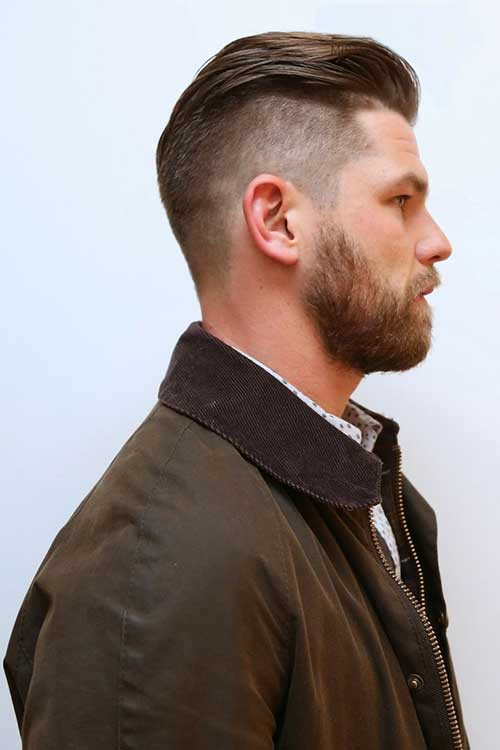 Best ideas about Mens Slick Back Hairstyle . Save or Pin 10 Slicked Back Hairstyles for Men Now.