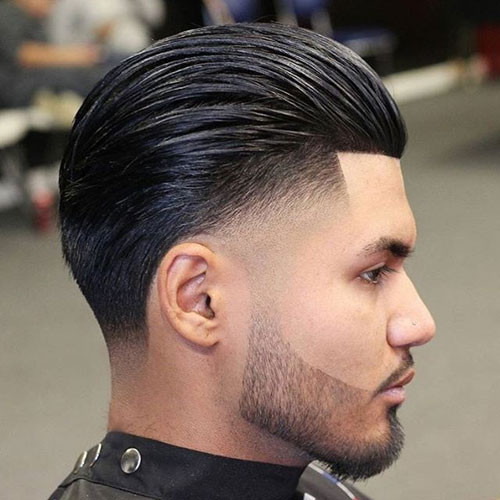 Best ideas about Mens Slick Back Hairstyle . Save or Pin 25 Slicked Back Hairstyles 2019 Now.