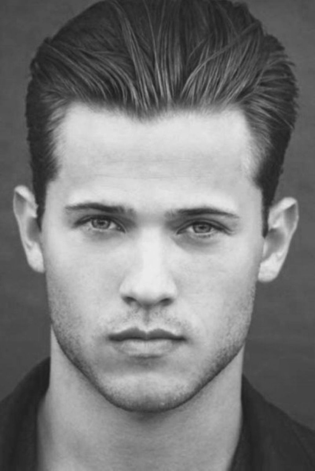Best ideas about Mens Slick Back Hairstyle . Save or Pin Mens Slicked Back Hairstyles Now.