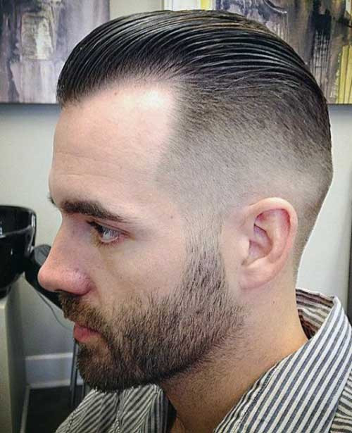 Best ideas about Mens Slick Back Hairstyle . Save or Pin 10 New Mens Hair Slicked Back Now.