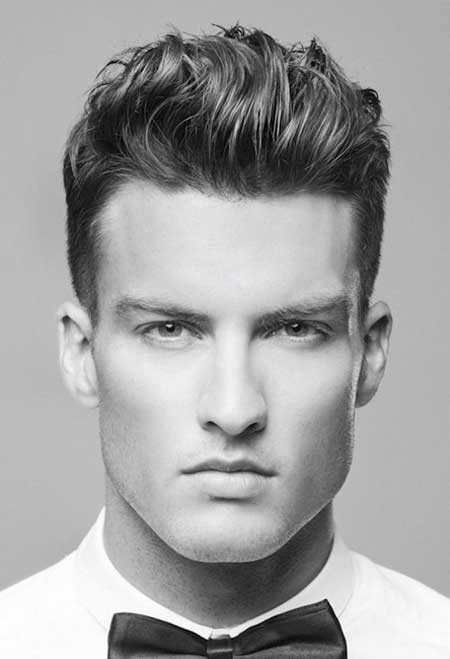 Best ideas about Mens Trendy Haircuts . Save or Pin 25 Trendy Men s Hairstyles Now.