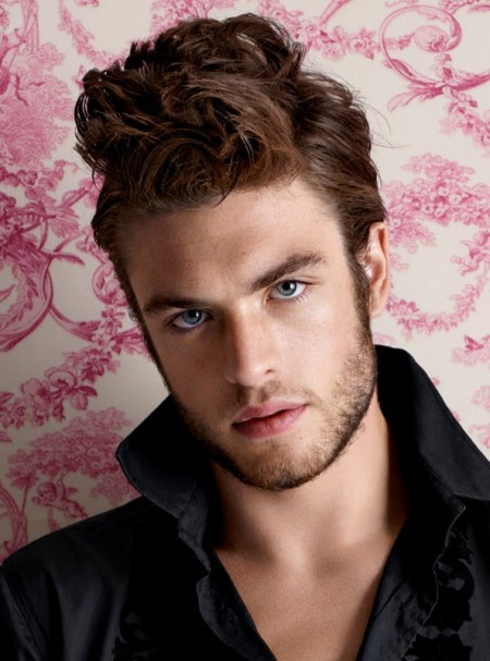 Best ideas about Mens Updo Hairstyles . Save or Pin o mantener el peinado durante horas Now.