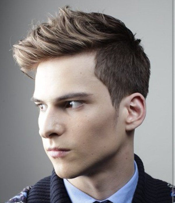 Best ideas about Mens Updo Hairstyles . Save or Pin 1000 ideas about Modern Hairstyles on Pinterest Now.