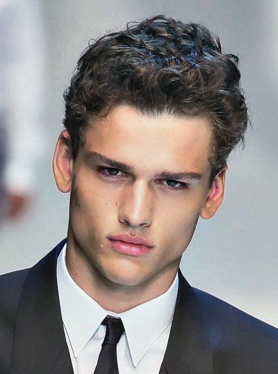 Best ideas about Mens Updo Hairstyles . Save or Pin Curly Men Hairstyles Mens Hair Pinterest Men Hairstyles Now.