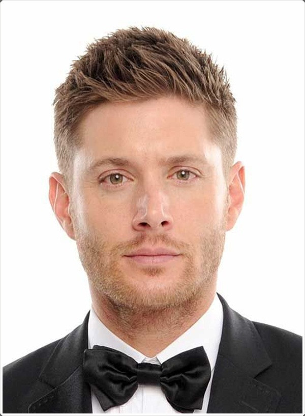 Best ideas about Mens Wedding Hairstyles . Save or Pin 40 Dynamic Wedding Hairstyles For Men Men s Fashion 2016 Now.