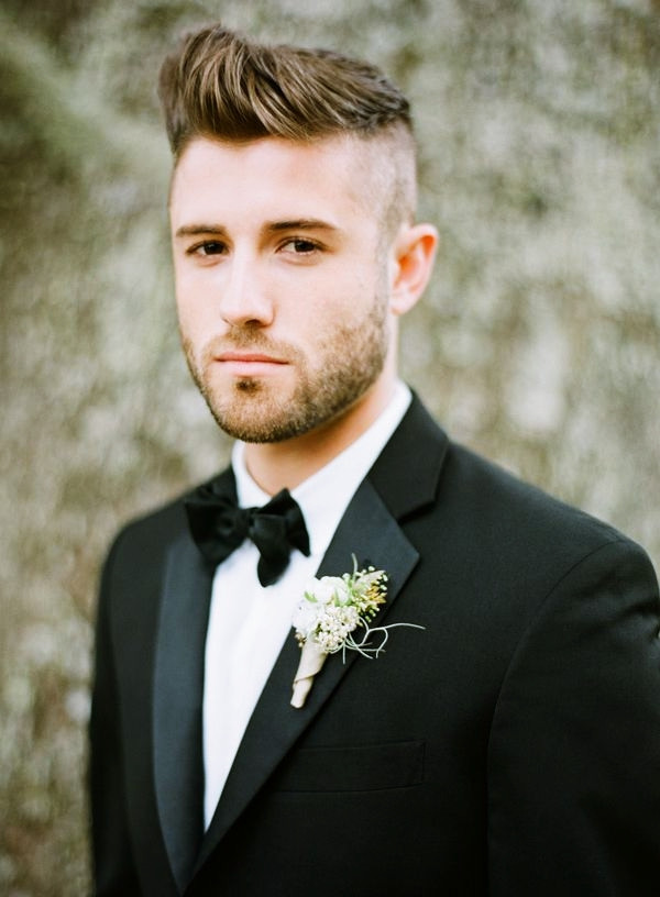 Best ideas about Mens Wedding Hairstyles . Save or Pin 40 Latest Wedding Hairstyles For Men Buzz 2018 Now.