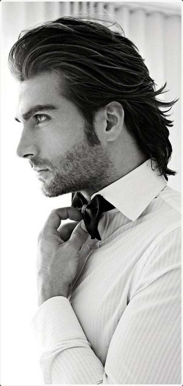 Best ideas about Mens Wedding Hairstyles . Save or Pin 80 Dynamic Wedding Hairstyles For Men Now.