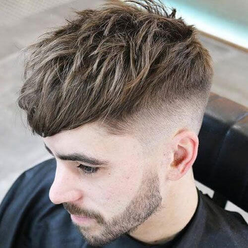 Best ideas about Messy Undercut Hairstyle . Save or Pin 55 Undercut Hairstyle Ideas for Men Men Hairstyles World Now.