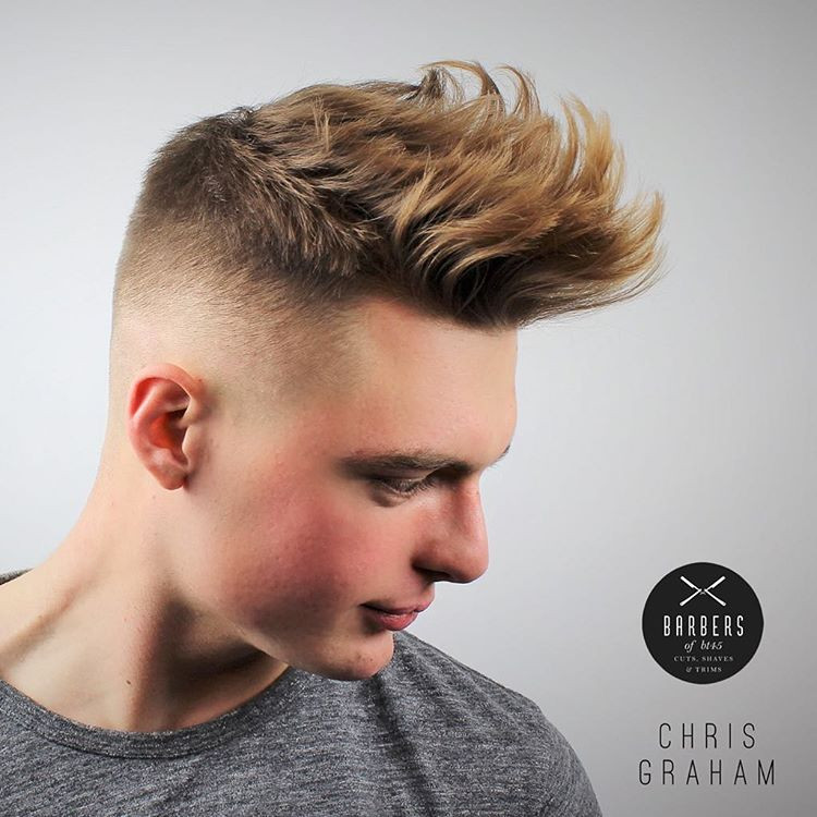 Best ideas about Messy Undercut Hairstyle . Save or Pin Best 60 Cool Hairstyles and Haircuts for Boys and Men Now.