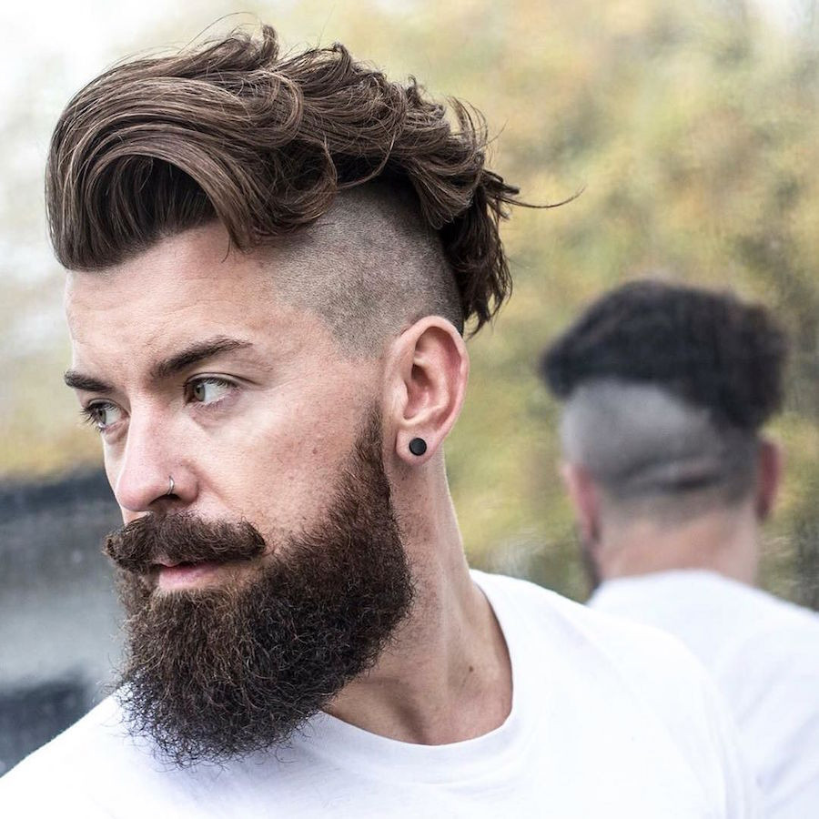 Best ideas about Messy Undercut Hairstyle . Save or Pin Braid Barbers UK Men s Hairstyle Trends Now.