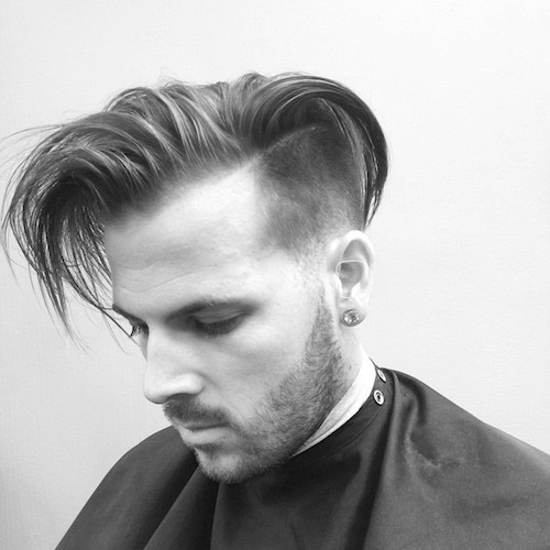 Best ideas about Messy Undercut Hairstyle . Save or Pin 80 Popular Men s Haircuts Hairstyles Now.
