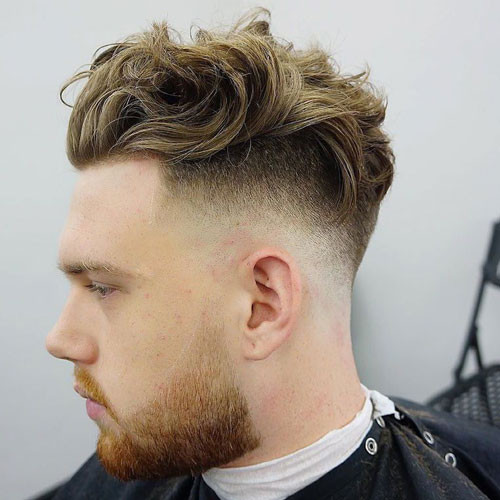 Best ideas about Messy Undercut Hairstyle . Save or Pin Top 25 Layered Haircuts For Men 2019 Guide Now.