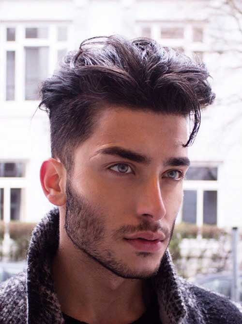 Best ideas about Messy Undercut Hairstyle . Save or Pin 20 New Undercut Hairstyles for Men Now.