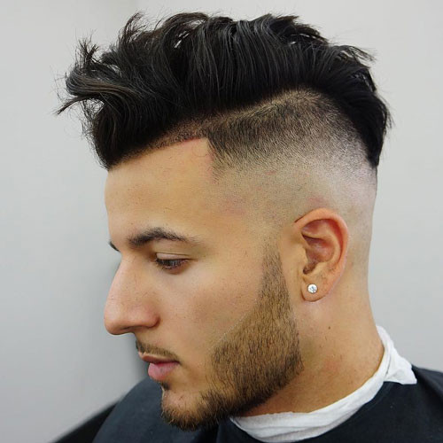 Best ideas about Messy Undercut Hairstyle . Save or Pin 51 Best Men s Hairstyles New Haircuts For Men 2019 Guide Now.