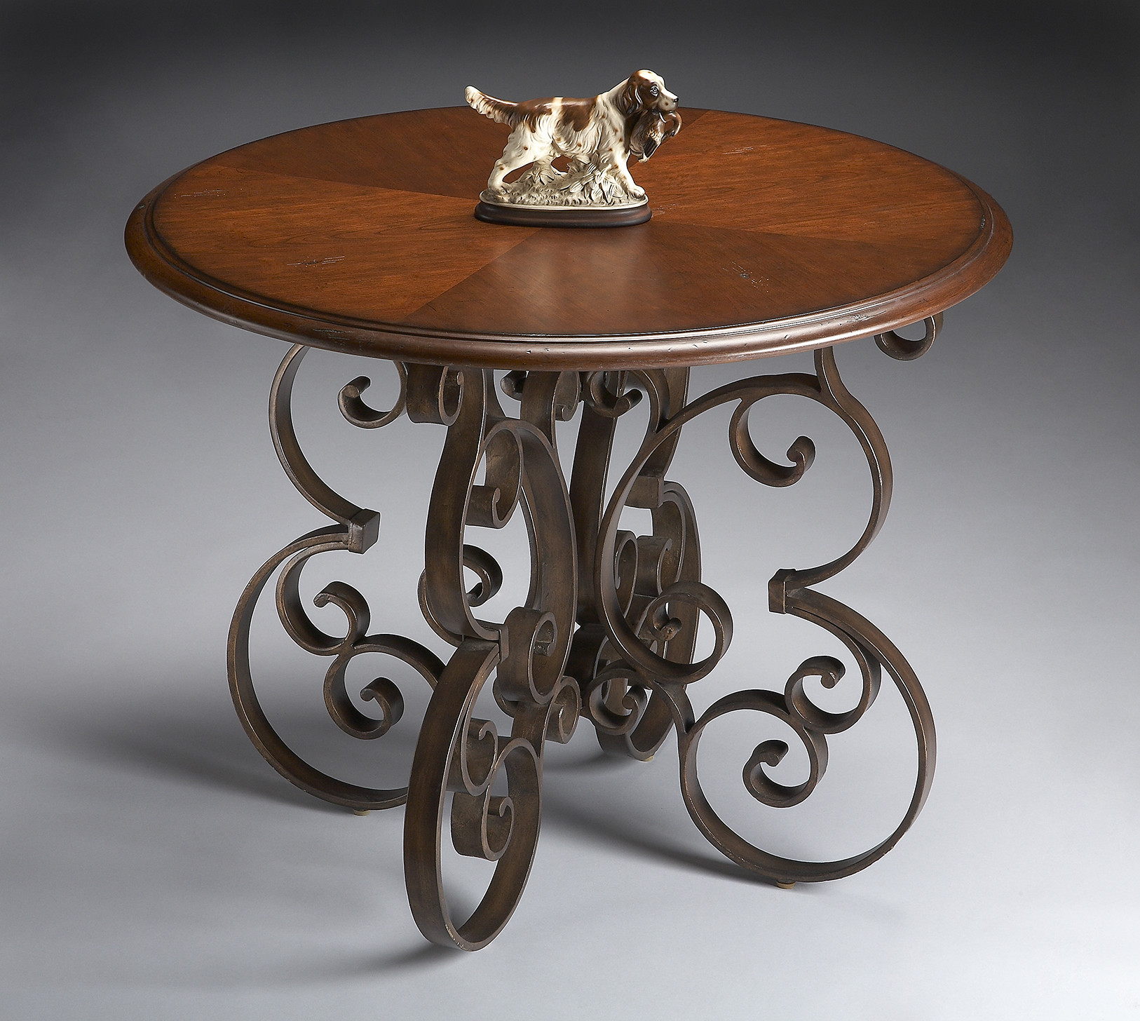 Best ideas about Metal Entryway Table . Save or Pin Furniture White Entryway Design Idea Filled Round Now.