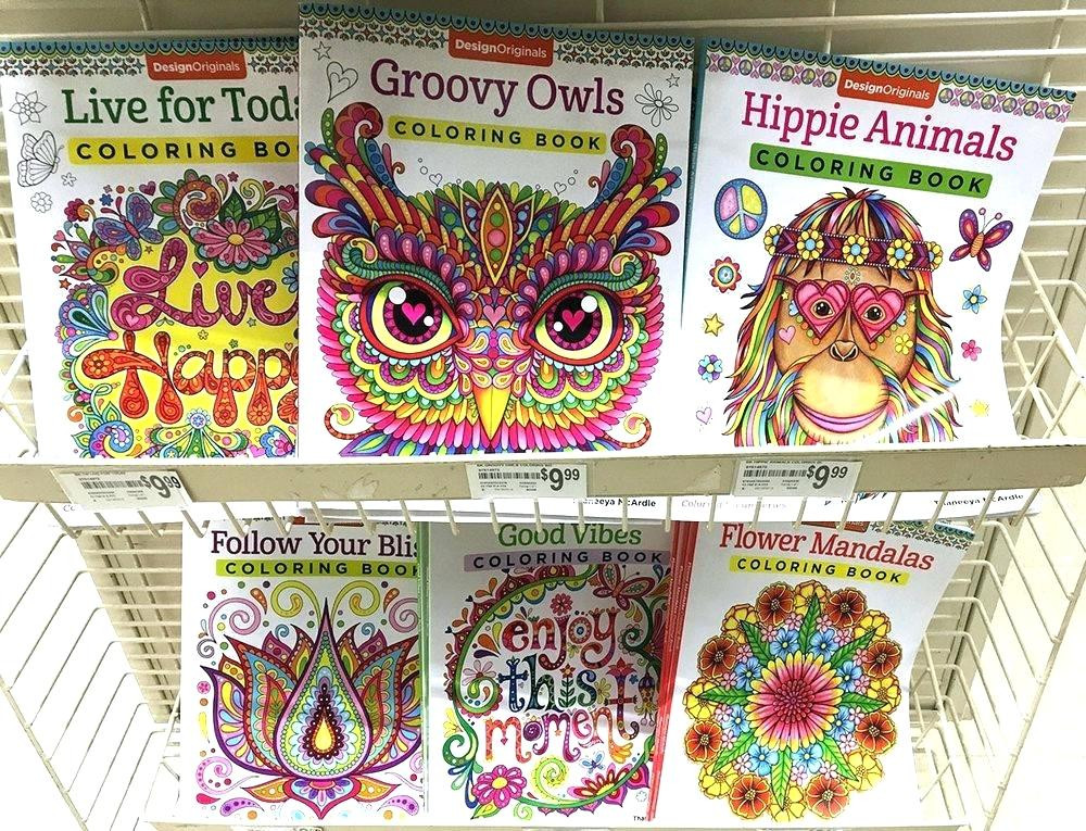 Best ideas about Michaels Adult Coloring Books . Save or Pin Inspirational Watercolor Coloring Book Michaels And At Now.