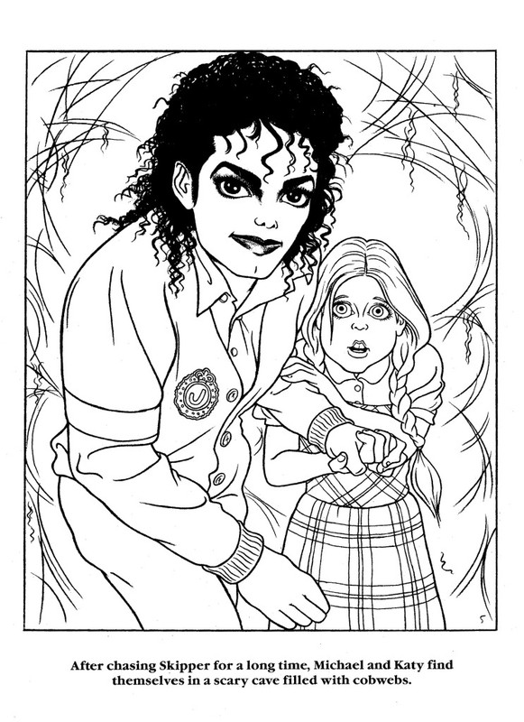 Best ideas about Michaels Adult Coloring Books . Save or Pin Michael Jackson Moonwalker Coloring Book Coloring Pages Now.