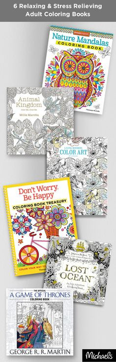 Best ideas about Michaels Adult Coloring Books . Save or Pin 1000 images about Adult Colouring Products on Pinterest Now.