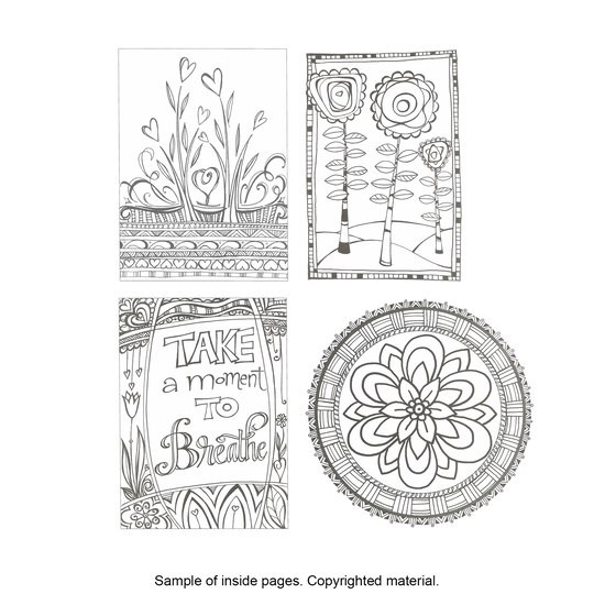 Best ideas about Michaels Adult Coloring Books . Save or Pin Coloring Books For Adults At Michaels Coloring Pages Now.