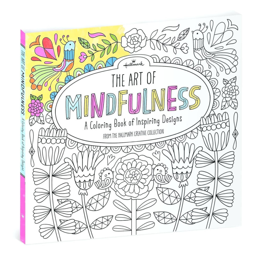Best ideas about Michaels Adult Coloring Books . Save or Pin Michaels Coloring Books Coloring Books Full Size Adult Now.