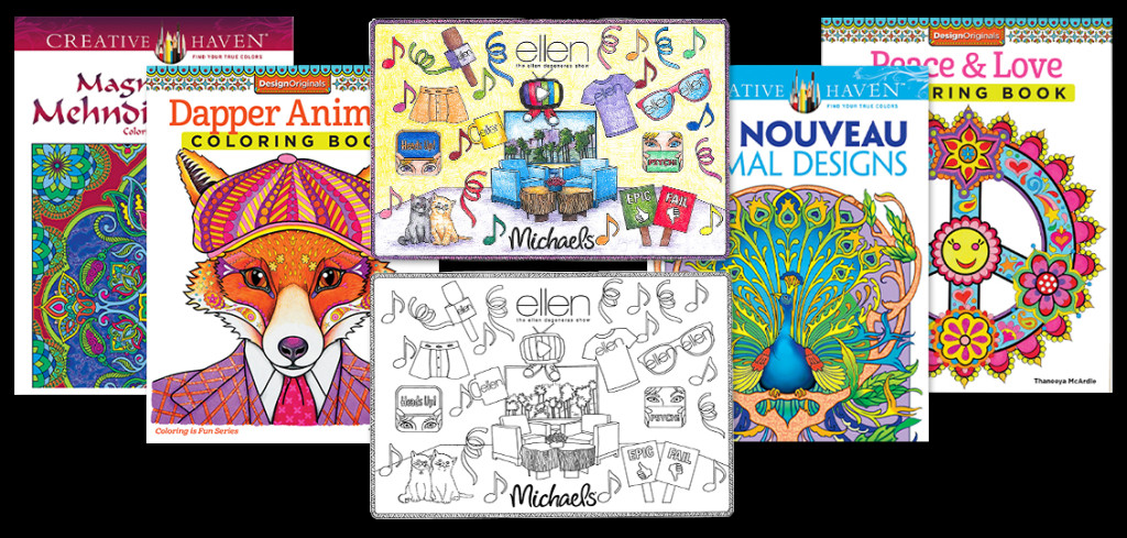 Best ideas about Michaels Adult Coloring Books . Save or Pin Snag a Rare Michael's Coupon for off Adult Coloring Now.