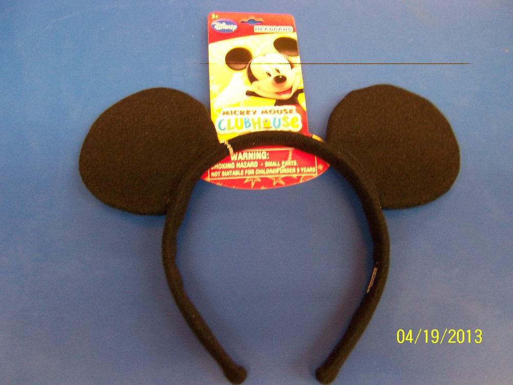 Best ideas about Mickey's Birthday Party . Save or Pin Mickey Mouse Ears Mickey s Clubhouse Disney Kids Birthday Now.