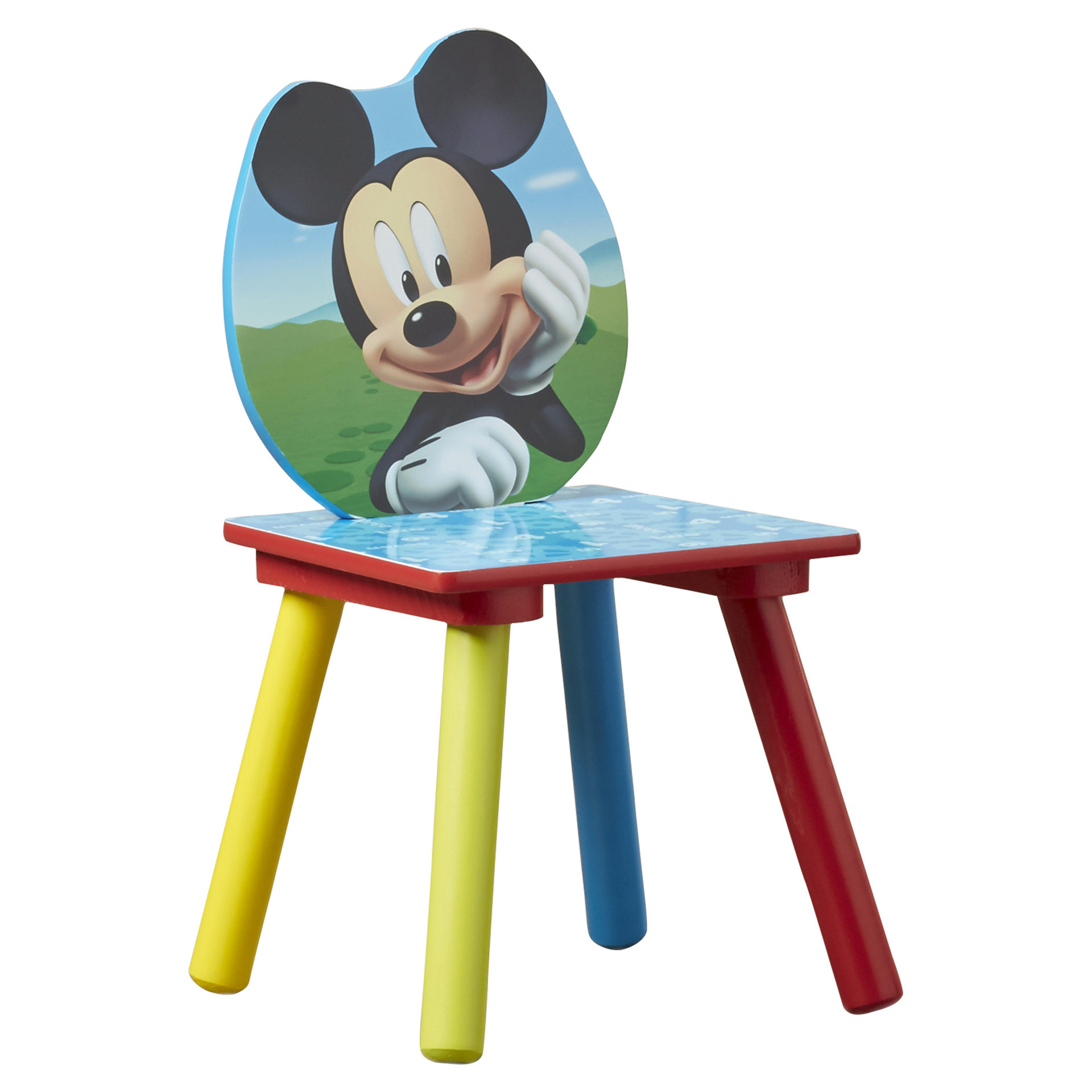 Best ideas about Mickey's Birthday Party . Save or Pin Delta Children Mickey Mouse Kids 3 Piece Table And Chair Now.
