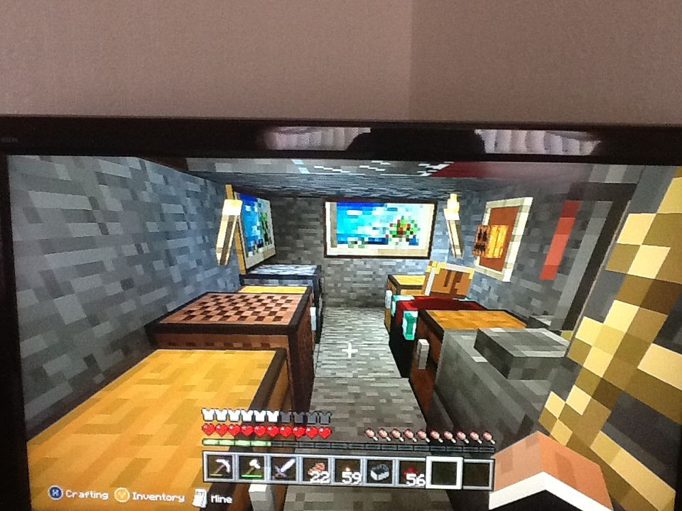 Best ideas about Minecraft Basement Ideas . Save or Pin My Minecraft House Basement Bedroom D Now.