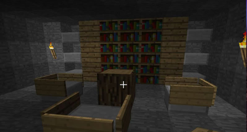 Best ideas about Minecraft Basement Ideas . Save or Pin minecraft ideas Reading Room Sven the Slayer Now.