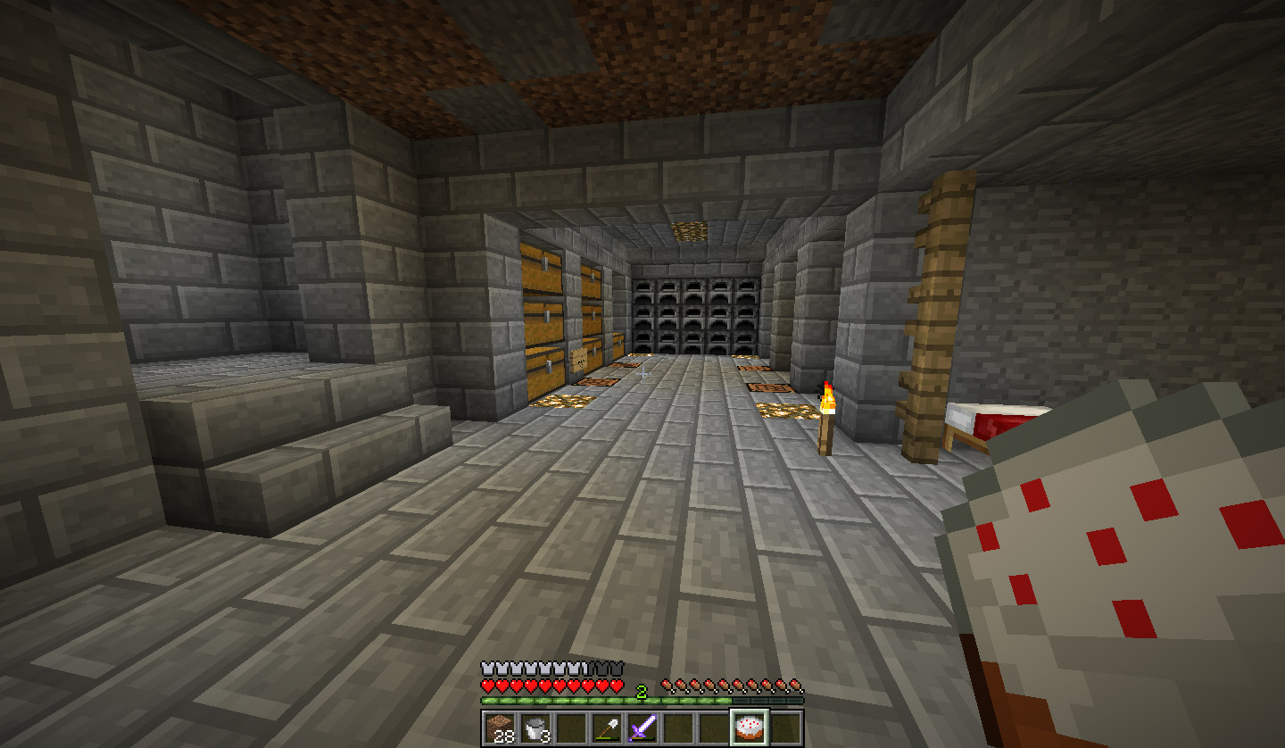 Best ideas about Minecraft Basement Ideas . Save or Pin Need help with house design Survival Mode Minecraft Now.