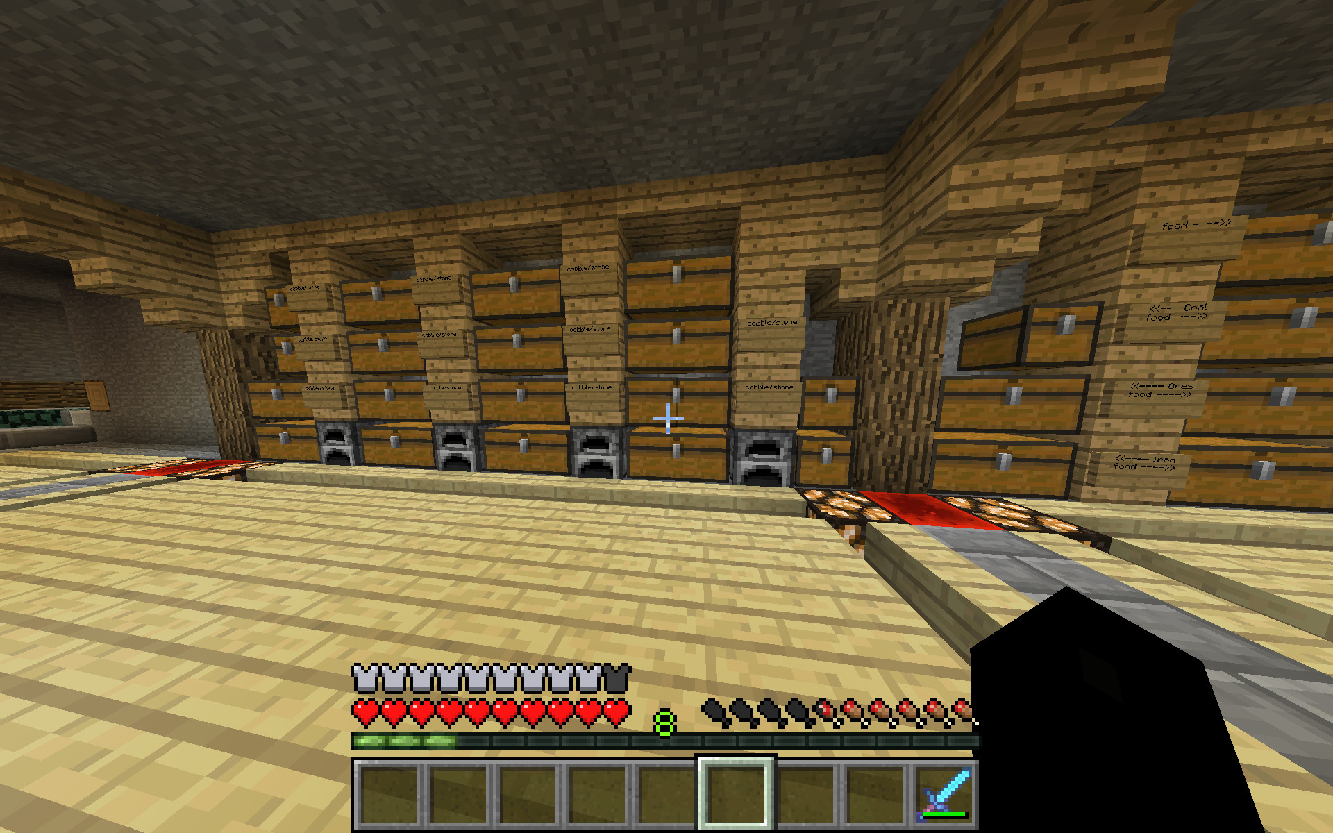 Best ideas about Minecraft Basement Ideas . Save or Pin Ummm What to put in large basement Ideas please Now.