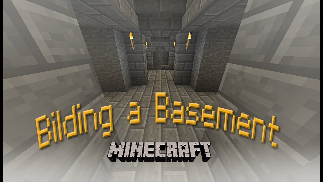 Best ideas about Minecraft Basement Ideas . Save or Pin Hard Core Minecraft How to Build a Basement and Mineshaft Now.