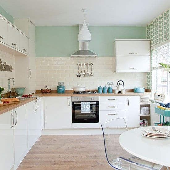 Best ideas about Mint Green Kitchen Decor . Save or Pin Best 25 Mint green kitchen ideas on Pinterest Now.