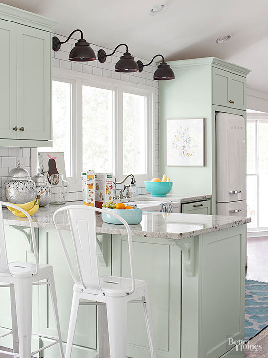 Best ideas about Mint Green Kitchen Decor . Save or Pin Summer Decorating Inspiration The Inspired Room Now.