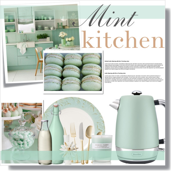 Best ideas about Mint Green Kitchen Decor . Save or Pin mint green decor Now.