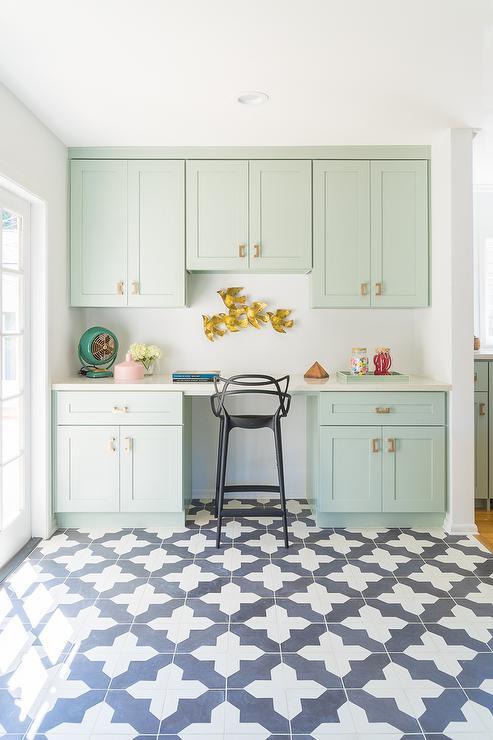 Best ideas about Mint Green Kitchen Decor . Save or Pin Mint Green Kitchen Cabinets Design Ideas Now.