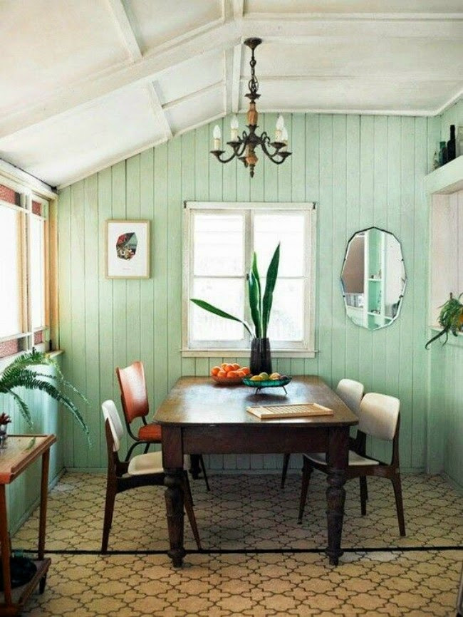 Best ideas about Mint Green Kitchen Decor . Save or Pin Interior Design Mint Green Kitchens Now.