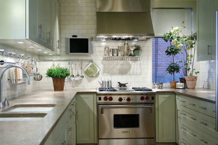 Best ideas about Mint Green Kitchen Decor . Save or Pin Mint Green Kitchen Cabinets – Wow Blog Now.